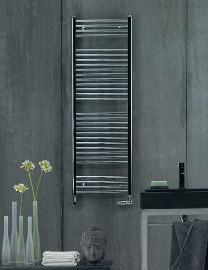 Catalogo dei radiatori di design personalizzati zehnder group italia s r l - Caloriferi per bagno ...