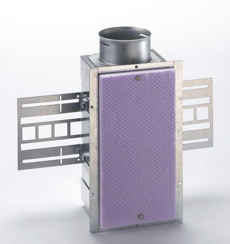 Bocchette di aspirazione-emissione d'aria CLD
